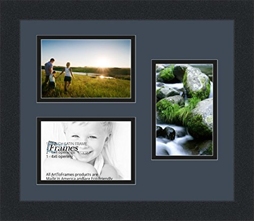 Art to Frames Double-Multimat-389-586/89-FRBW26079 Collage P