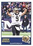 2019 Score #263 Drew Brees Saints NFL Football Card NM-MT