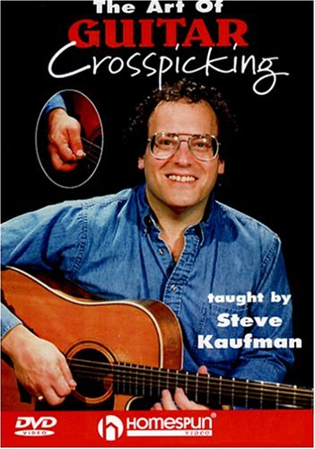 - DVD-The Art Of Guitar Crosspicking