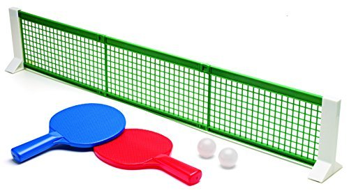 Tabletop Ping Pong (Table Tennis) Action Game by Just For Fun