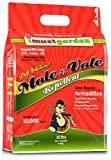 I Must Garden Mole/Vole Repellent – 10lb Granular: Super Strong - 20% Castor Oil, All Natural Formula – Effective Year-Round – Also Repels Armadillos, Gophers, and Skunks