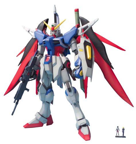 Gundam Grade Master Destiny (Bandai Hobby Destiny Gundam, Bandai Master Grade Action Figure)