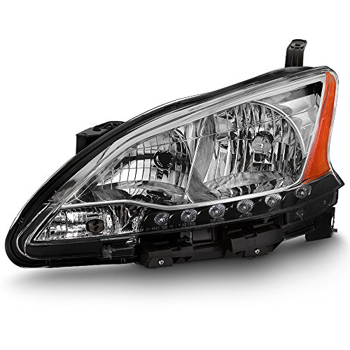 nissan sentra left signal light - 3
