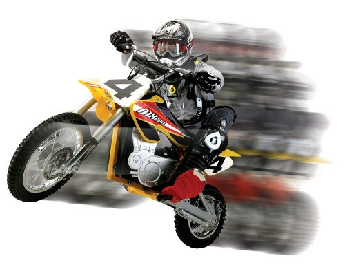 How fast does a 50cc dirt bike go?