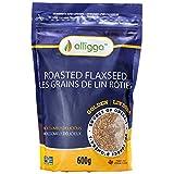 Alligga Roasted Flaxseed, Golden, 600g