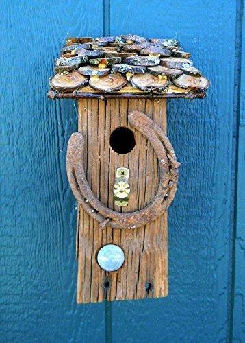 Horse Birdhouse - 8