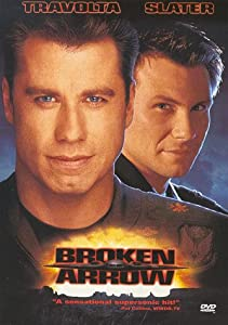Amazon.com: Broken Arrow: John Travolta, Christian Slater, Samantha Mathis, Delroy Lindo, Bob