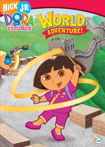 DVD : Dora the Explorer - World Adventure