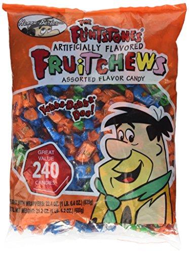 Albert's Flintstones Fruit Chews 240 Pack