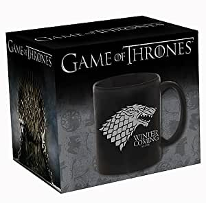 A Game of Thrones Stark Crest Coffee Mug