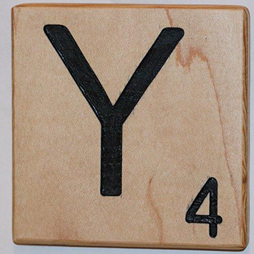 (Large Scrabble Letter Tile (4 x 4, Y))