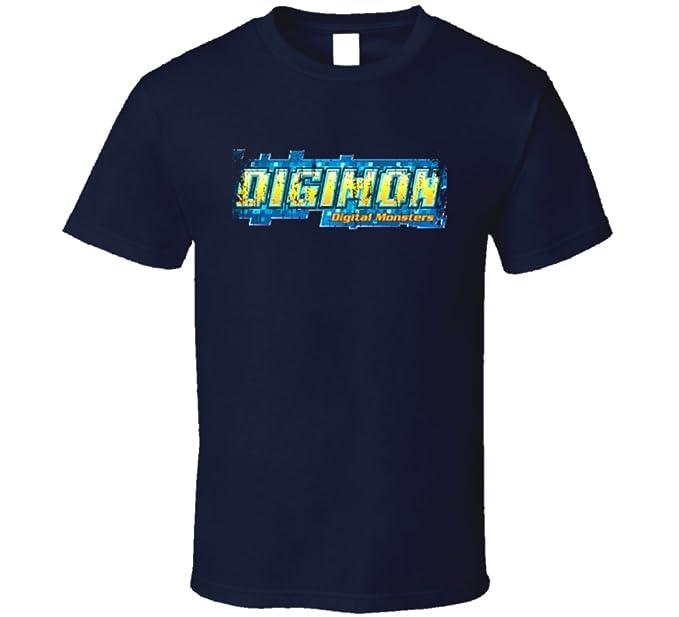Sunshine T Shirts Digimon Best 90S Kids Tv Shows Cool Grunge Look T