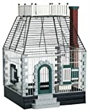 Featherstone Heights Stone Cottage Bird Cage 292, My Pet Supplies