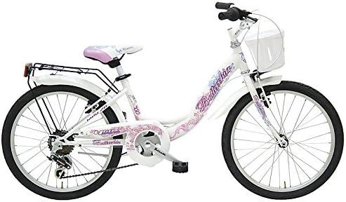 Atb BOTTECCHIA 460 Chica 6-velocidades rosa-blanco - 50,8 cm RH 28 cm: Amazon.es: Deportes y aire libre