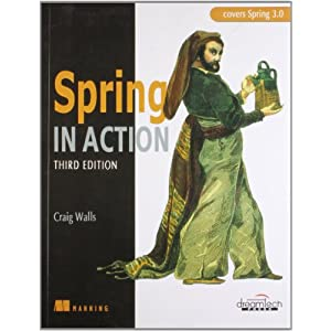 upto 55% discount on Spring In Action:Covers Spring 3.0, 3Rd Edition for Rs. 300 from Flipkart. com