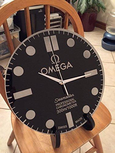 Omega Seamaster Dial Face Wall Clock