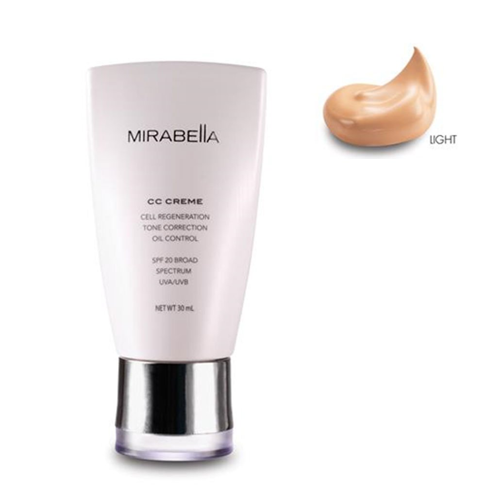 Mirabella CC Cream (Light) 30 ml by Mirabella