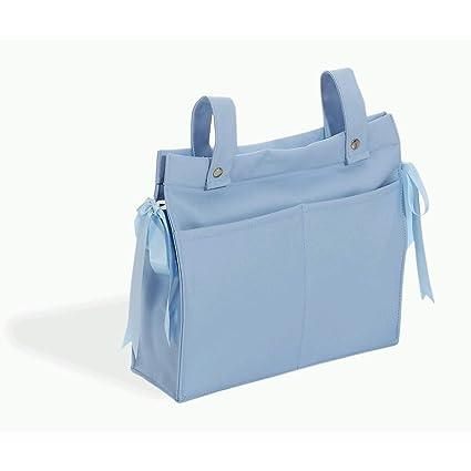 Bolso Talega Azul: Amazon.es: Bebé