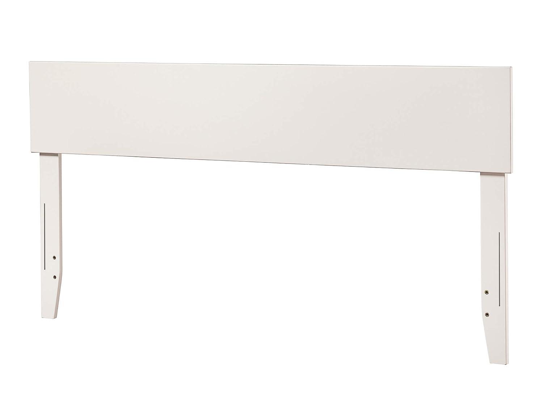 Atlantic Furniture AR281842 Orlando Headboard, Queen, White