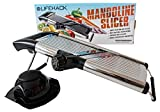 Mandoline Slicer By Mrlifehack - Stainless Steel Food Slicer With...