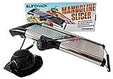 Mandoline Slicer By Mrlifehack - Stainless Steel Food Slicer With...