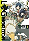 Log Horizon, tome 1 par Hara