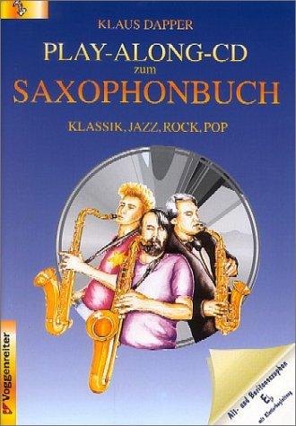 Das Saxophonbuch, Play-Along-CD, Eb-Instrumente, m. CD-Audio