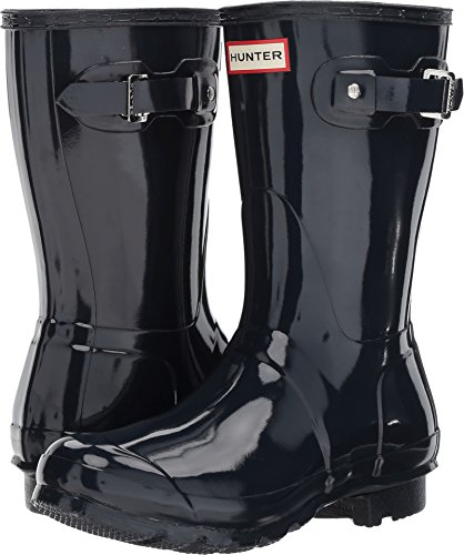 womens hunter rain boots blue - 1