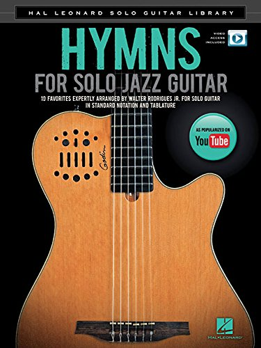 Hymns for Solo Jazz Guitar: Hal Leonard Solo Guitar Library