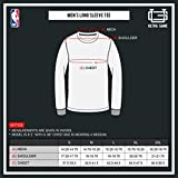 Ultra Game NBA San Antonio Spurs Mens Active Long