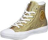 Chuck Taylor All Star Hi Gold/White/White (Medium / 7.5 B(M) US)