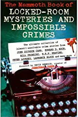 The Mammoth Book of Locked-Room Mysteries and Impossible Crimes Paperback