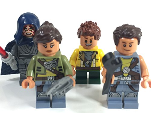 Clip: LEGO Star Wars The Freemaker Adventures Minifigure Collection