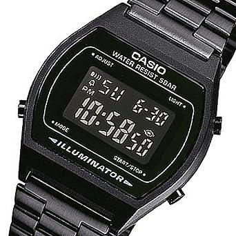 6513fff1b9 Amazon | CASIO(カシオ) B-640WB-1B/B640WB-1B ベーシック デジタル ...