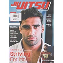 Jiu Jitsu Style Magazine Issue 34 2016