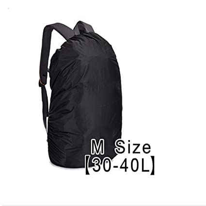 ZTMY Backpack Rain Cover Waterproof Backpack Cover Raincover for Camping  Hiking Traveling 30-40L ( 8aa11dbc6a