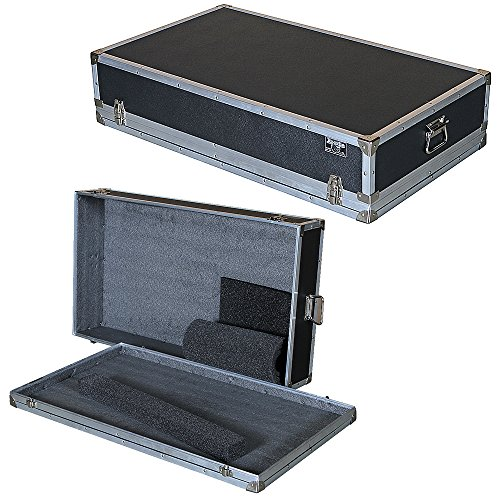 Mixer 1/4 Ply Light Duty Economy ATA Case Fits Mackie 2404-vlz3 2404vlz3 by Roadie Products, Inc.