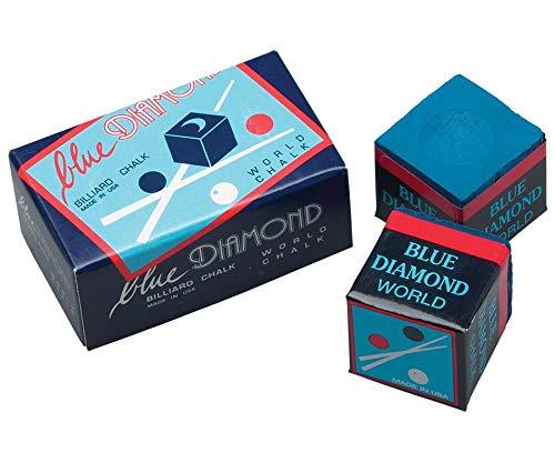 2 Piece Box Blue Blue Diamond Almonds Chalk