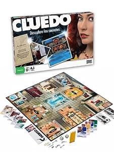 Juegos en familia Hasbro - Cluedo 40613105