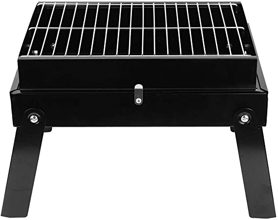 Folding BBQ Charcoal Barbecue Grill Portable Outdoor Picnic Cooking Stove Tools