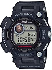 BASEL, March 16, 2016 - Casio Computer Co., Ltd. announced today the release of the new FROGMAN GWF-D1000 diver's watch, a new addition to its G-SHOCK line of shock-resistant watches. The GWF-D1000 is equipped with triple sensors and is desig...