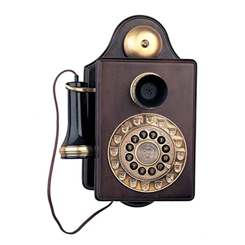 Paramount Antique Wall Reproduction Novelty Phone consumer (Antique Novelty)