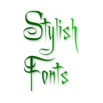 Amazon Stylish Fonts Appstore For Android