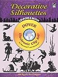 Decorative Silhouettes, Dover Staff, 0486995860