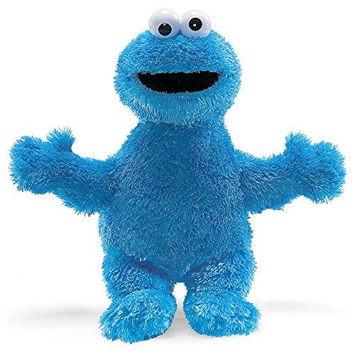 [Gund Sesame Street Cookie Monster 12