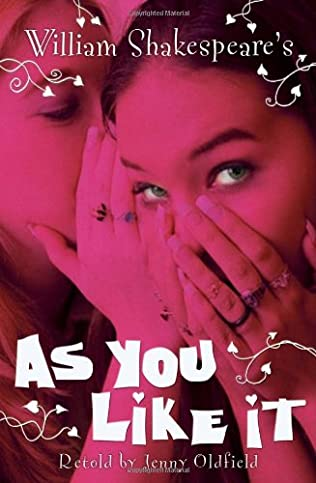 book cover of As You Like it