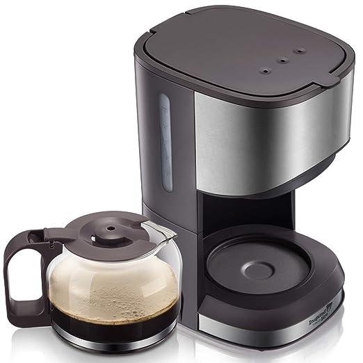 Y&J Cafetera Cafetera Cafetera con Cafetera Y Filtro para Oficina ...