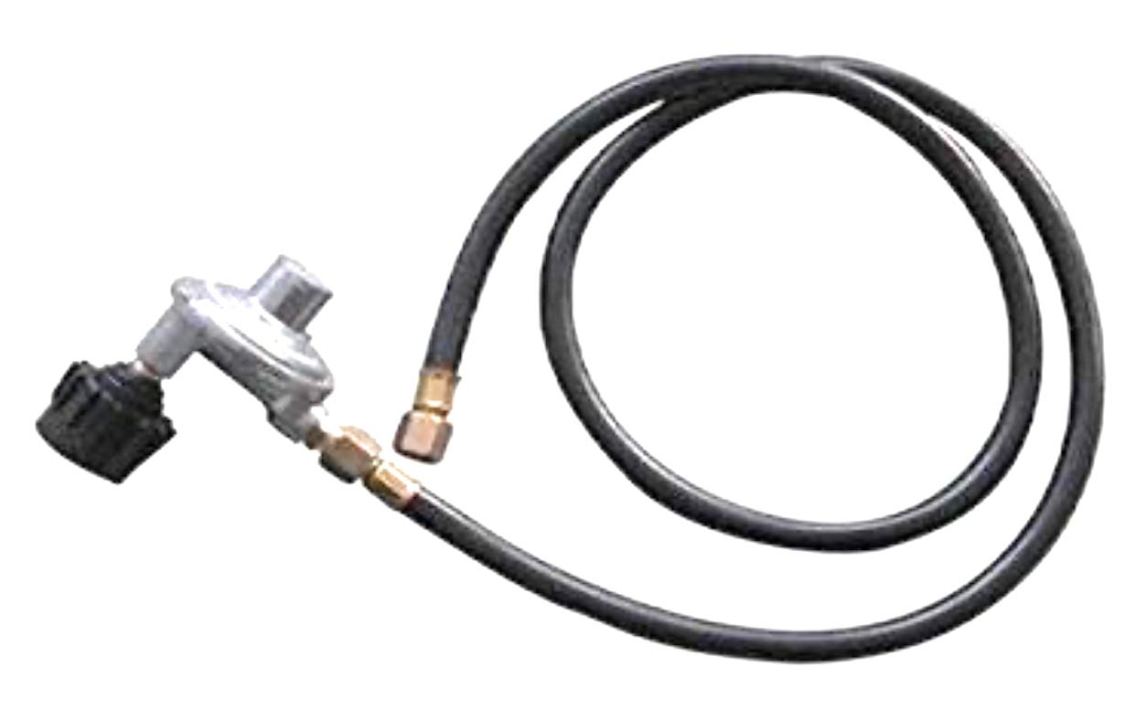Fireplace Classic Parts Patio Heater Hiland Regulator and 5' Gas Supply Line (2008 and Newer) Most Common FCPTHP-GSL-REG 3/8 by Fireplace Classic Parts