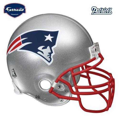 Fathead NFL New England Patriots New England Patriots Helmet