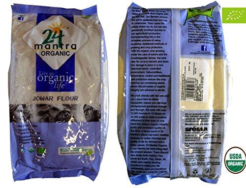Organic Coriander Powder - Coriander Seeds Powder - ★ USDA Certified Organic - ★ European Union Certified Organic - ★ Pesticides Free - ★ Adulteration Free - ★ Sodium Free - Pack of 2 X 7 Ounces(14 Ounces) - 24 Mantra Organic by 24 Mantra Organic (Image #7)